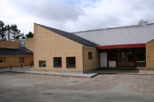 Ådalens børnehus Skørring - Til-/ombygning